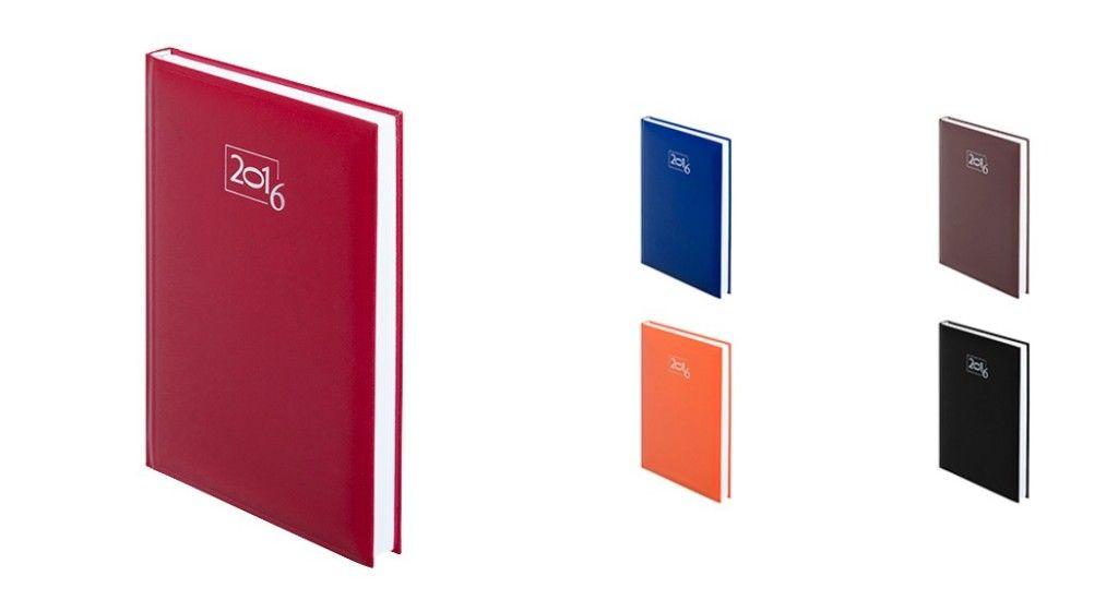 Material de oficina promocional - Agenda Cannes - MyM Regalos Promocionales