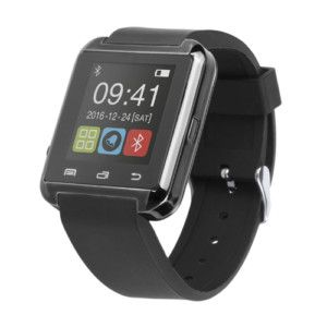 Reloj inteligente Hayron - Orizons (Ref. 7305) Correa Silicona Conexión Bluetooth. Recargable USB