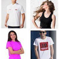 camisetas personalizadas para regalo de empresa