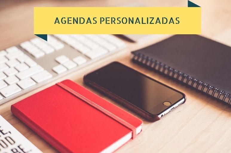 agendas personalizadas para el nuevo año