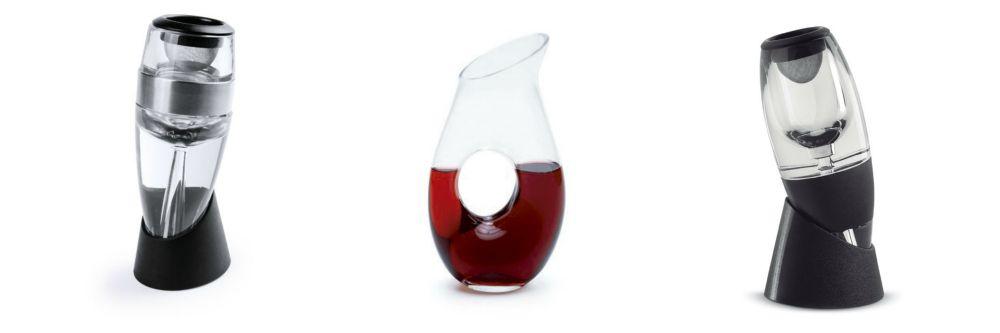 decantaador personalizado para el vino