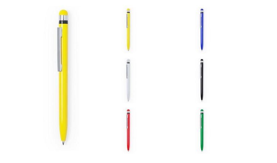 Bolígrafos promocionales punteros