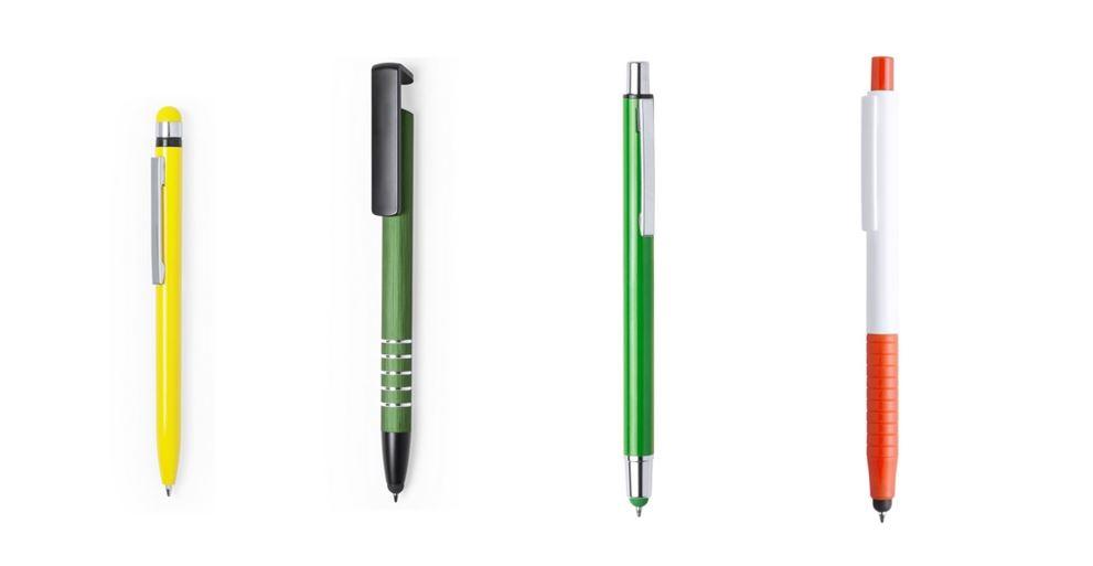 Novedades bolígrafos personalizados