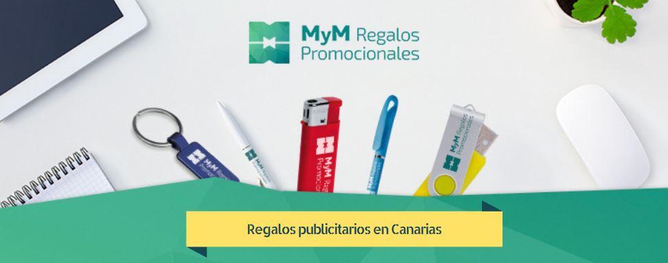 Regalos publicitarios en Canarias