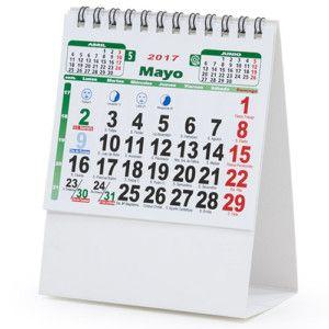 Calendario sobremesa Ener - MyM Regalos Promocionales