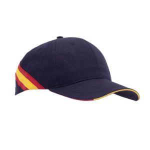 Gorras personalizadas modelo Ibera - MyM Regalos Promocionales