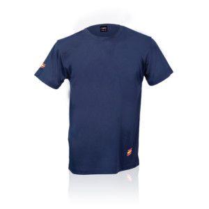 Camisetas personalizadas Tecnic Bandera - MyM Regalos Promocionales