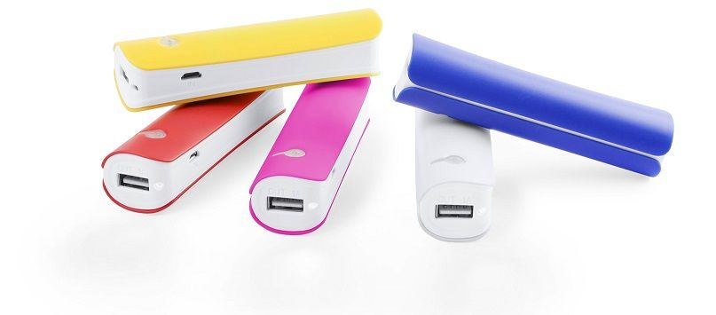 power bank hicer personalizado