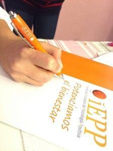 boligrafos publicitarios instituto IEPP