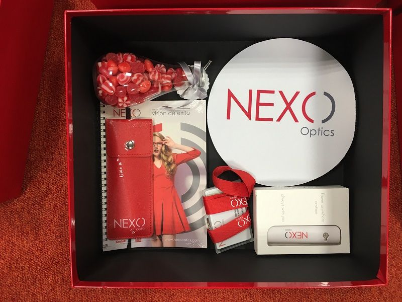 power banks publicitarios nexo