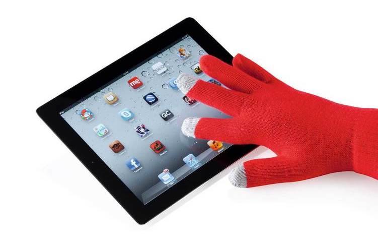guante tactil personalizado