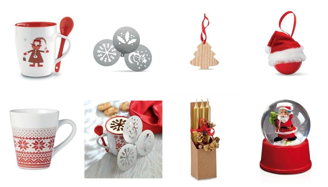 Regalos promocionales para Navidad de cocina y hogar