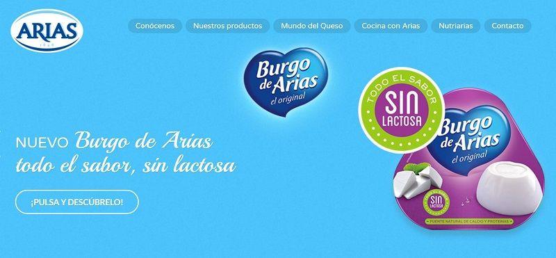 Mantequerias Arias cliente de MyM Regalos Promocionales