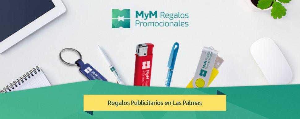 Regalos publicitarios en Las Palmas