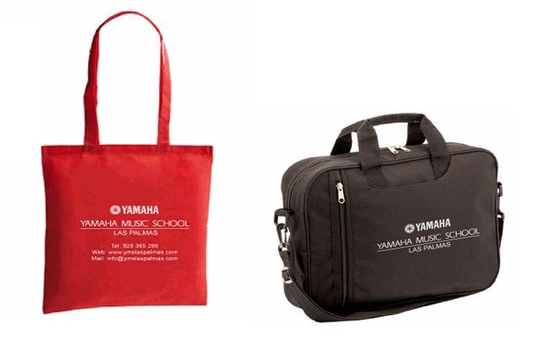 Bolsas y maletines personalizados