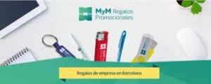 Regalos de empresa en Barcelona