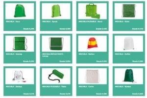 Bolsas de corredor personalizadas
