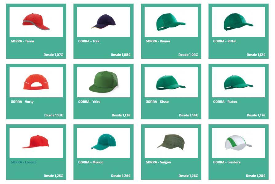 Cuando ponerse gorras personalizadas
