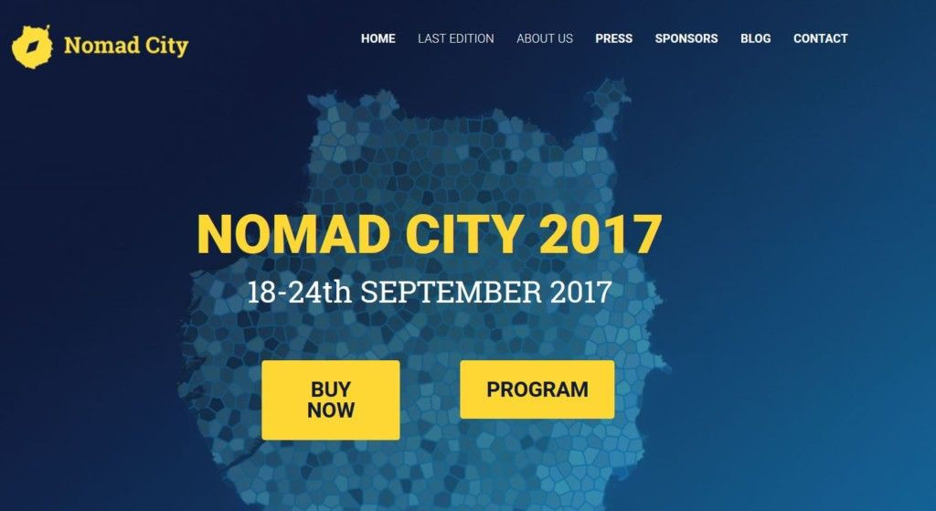 Nomad City 2017