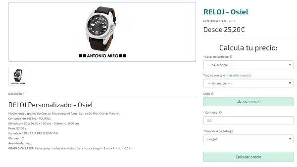 relojes de lujo personalizados