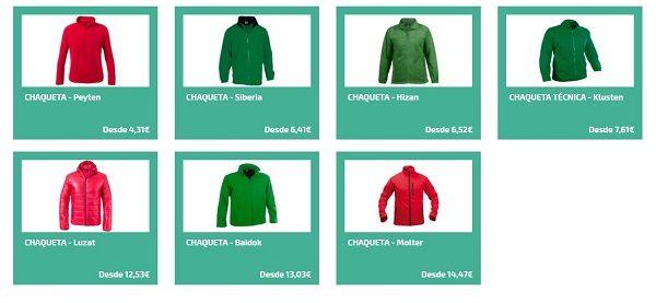chaquetas personalizadas baratas de alta calidad