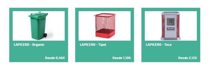 regalos de empresa para la oficina - lapiceros personalizados