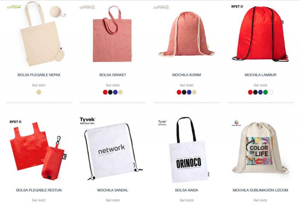 bolsas personalizadas para regalos promocionales en 2020