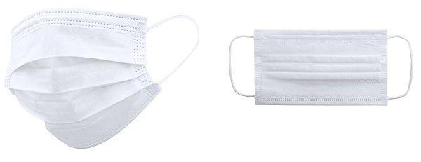 Mascarilla higiénica para artículos de protección frente a Covid-19