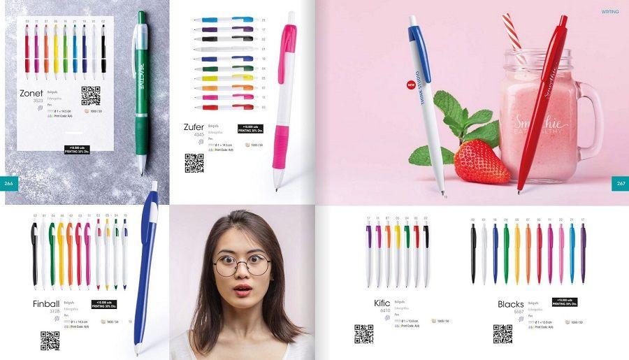 Bolígrafos personalizados para publicidad