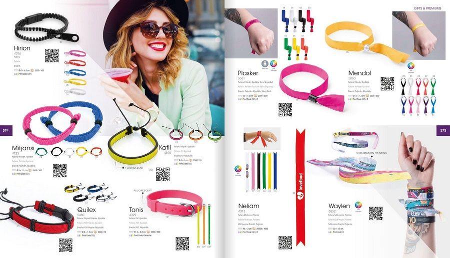 pulseras personalizadas para publicidad