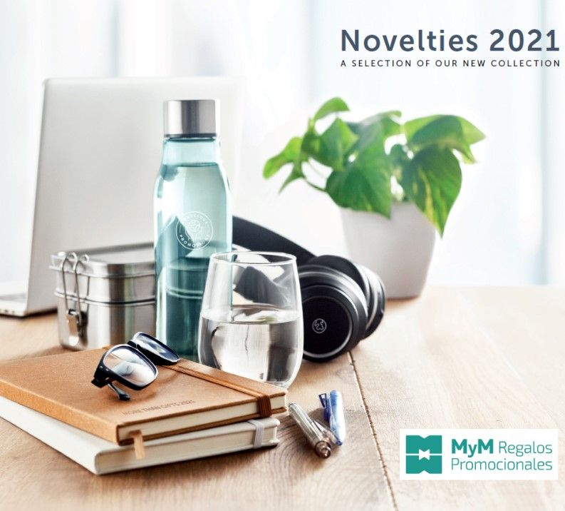 Catálogo novelties