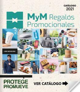 Catálogo regalos promocionales 2021