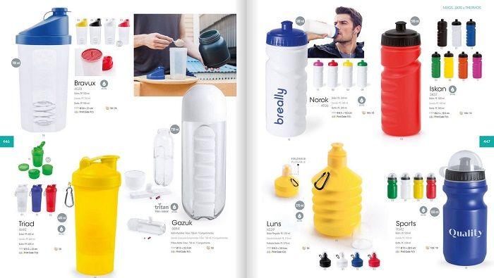 bidones y botellas personalizadas