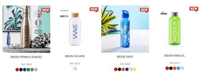 Botellas personalizadas novedad 2021