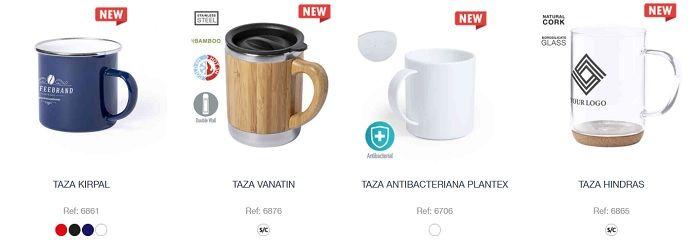 Novedades 2021 en tazas personalizadas